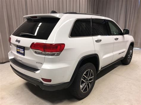 2019 New Jeep Grand Cherokee Limited At New Holland Auto