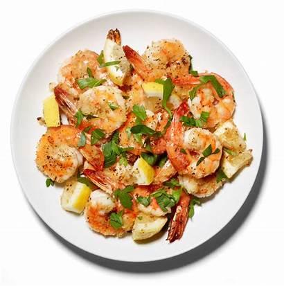Shrimp Dijon Bread Crumbs Breadcrumbs Roasted Recipe