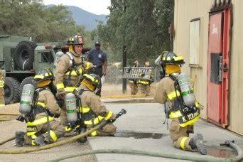 world class fire training  california  military