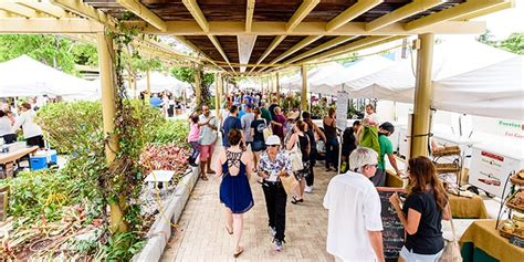 west palm beach greenmarket continues growth  palm