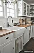 Ideas For Kitchen Designs by Farmhouse Kitchen Decor Ideas The 36th AVENUE