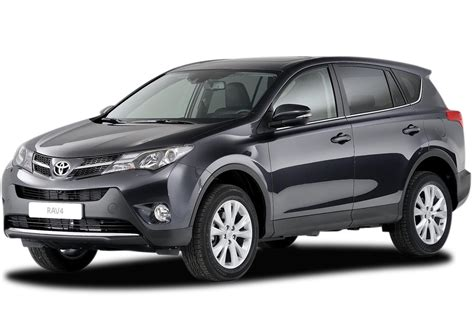 Toyota Rav4 Suv Review