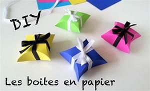 Comment Faire Des Choses En Papier : diy cr ation boites cadeaux en papier saint valentin ~ Zukunftsfamilie.com Idées de Décoration