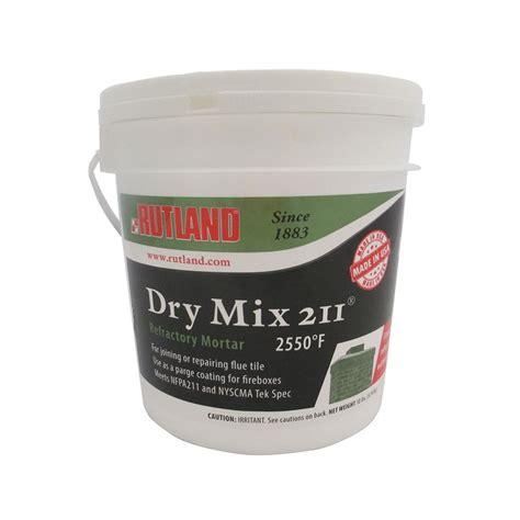 upc  lbs dry mix  refractory mortar