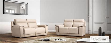 Franco Ferri Ferrara Luxury Italian Leather Sofas At