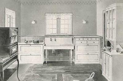 kitchen island farmhouse oakview cottage 1920 craftsman kitchens 1910