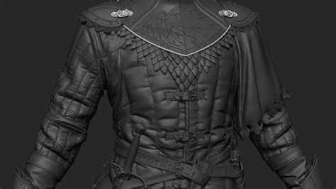 Rendering Realistic Clothing And Armor Materials In