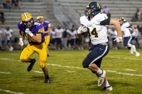 Bay City area high school football scores for Week 2 of ...