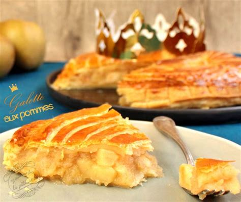 galette des rois aux pommes il 233 tait une fois la p 226 tisserie
