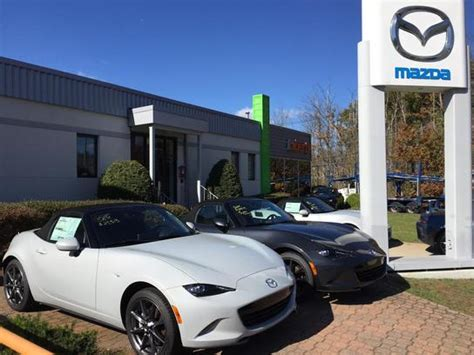 Liberty Mazda Car Dealership In Wakefield, Ma 01880