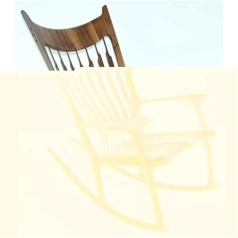 cheap brown wood target rocking chair for interior