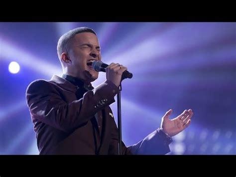 Jahmene Douglas X Factor UK 2012