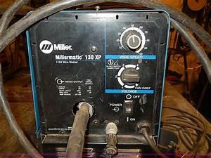 Miller Millermatic 130xp Wire Welder