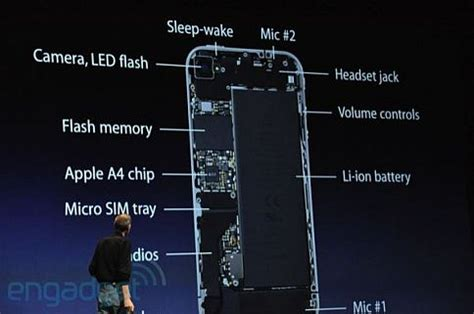 iphone 4 features new iphone 4 features a4 chip bigger battery brings in a