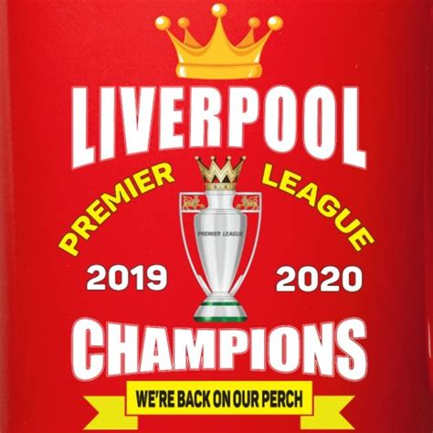 Pin on Liverpool fc champions 2019-2020