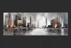 Tableau Peinture Moderne : tableaux modernes ~ Teatrodelosmanantiales.com Idées de Décoration