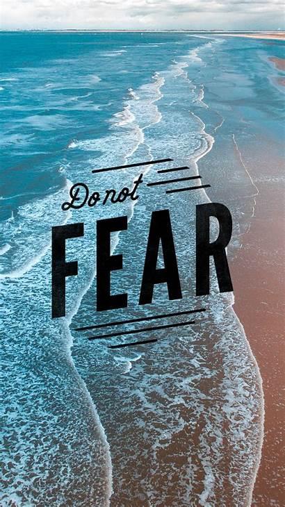 Bible Verse Phone Verses Scripture Wallpapers Fear