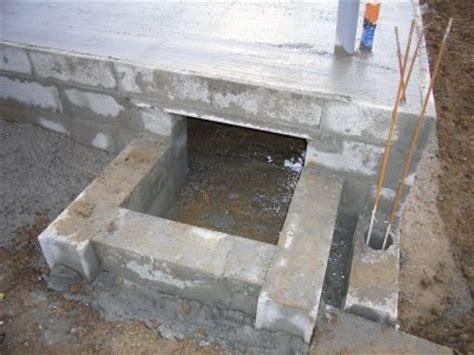 trape d acces pour le vide sanitaire de notre construction