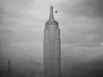 Empire Kong King Building State Gifs Warhol