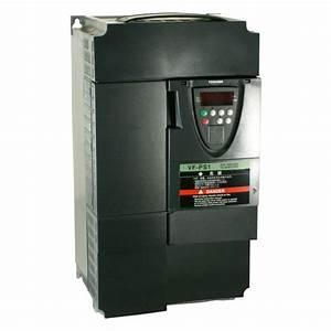 Toshiba Vfps1 15kw 400v 3ph Ac Inverter Drive  Sto  C3 Emc