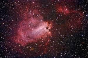 "M17 ""The Swan Nebula"" in Sagittarius"
