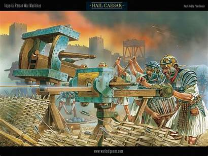 Warlord Romans Imperial Roman War Machines Games