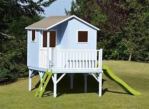 Cabane Enfant Soulet Les Cabanes De Jardin Abri De