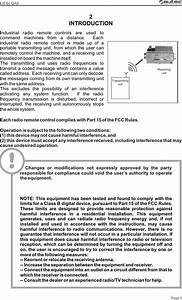 Autec S R L R102251d Remote Control Receiver R102251d User