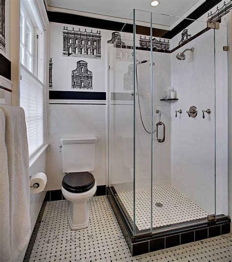 black and white small bathroom ideas black and white bathrooms design ideas decor and accessories
