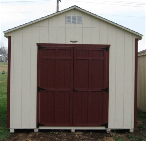 amish made storage sheds dominic shed