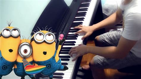 Happy Piano (despicable Me 2 Piano