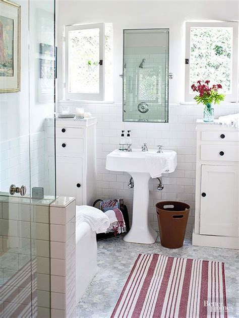How To Make A Small Bathroom Look Like A Spa by Brilliant Tips For Your Small Bathroom Feel Larger