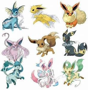 Eevee mega evolutions | Pokemon forever | Pinterest | Mega ...