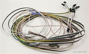 Triton 08331 Aut853 Wire Harness