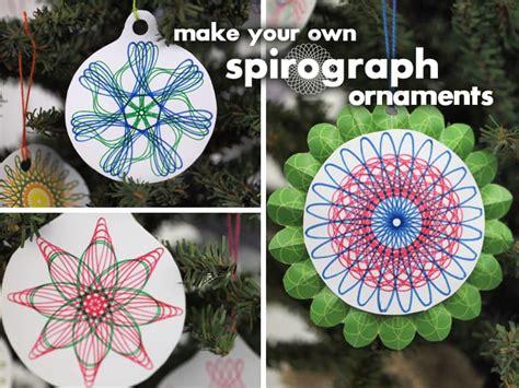 sensational patterns  spirograph crafts  grown ups