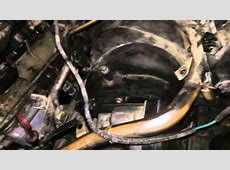 BMW E39 V8 Knock Sensor Replacement YouTube