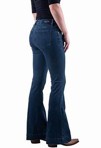 Grace In L A Flared Trouser Jeans Pinto Ranch
