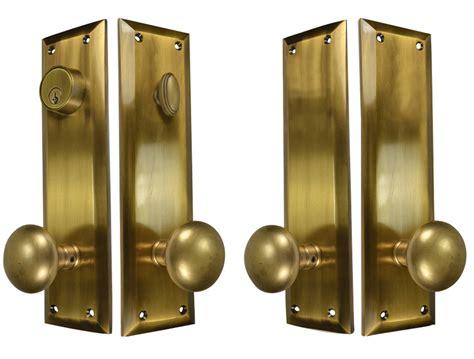 Quaker Style Doubledoor Deadbolt Entryway Set (antique. Garage Door Repair Calgary. Garage Door Opener Quiet. Sliding Shower Door Installation. 2 Door Coupe Cars. Garage Door Opener Images. House Exterior Doors. Door Closer Installation. Garage Door Springs Repair