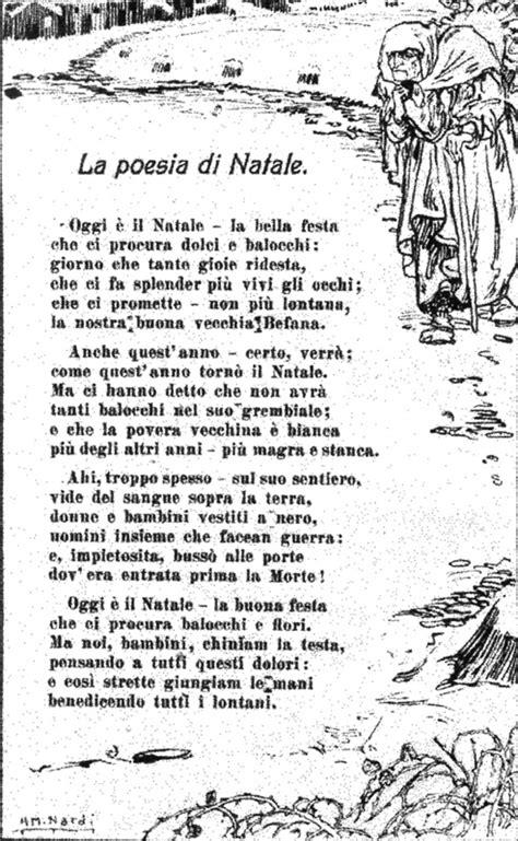 Le Di Natale Testo by La Poesia Di Natale I Testi Della Tradizione Di