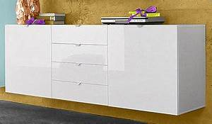 Sideboard Weiß Hängend : sideboard h ngend schrank wohnzimmer flur wei hochglanz neu 613050 88a ebay ~ A.2002-acura-tl-radio.info Haus und Dekorationen