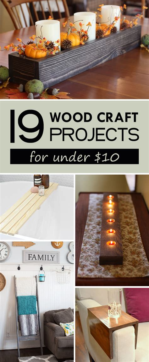 easy wood craft projects