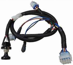 Rhox Club Car Precedent Plug And Play Wire Harness