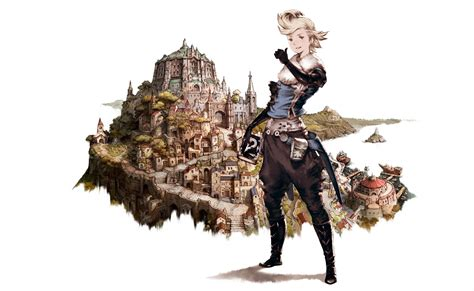Is Bravely Default The Best Portable Game Ever?