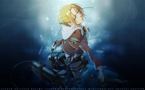 shingeki  kyojin annie leonhardt computer wallpapers