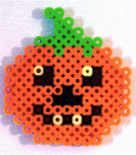Halloween Perler Bead Projects by 32 Best Perleplade Inspiration Halloween Images On