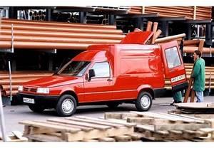 Fiche Technique Fiat Fiorino  30  Fiorino 1 7 D Ann U00e9e 1988