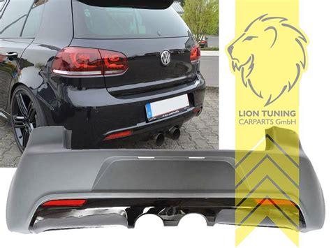 golf 6 stoßstange liontuning tuningartikel f 252 r ihr auto