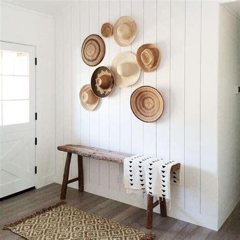 fixer upper diy hat rack decor home decor
