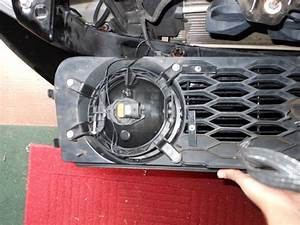 How To Install Ccfl Halo Foglights On Your 2005