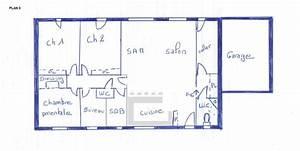 plan maison plain pied 4 chambres 110m2 zc48 jornalagora With beautiful plan de maison 150m2 3 avis sur plan de maison plain pied de 150m2 36 messages